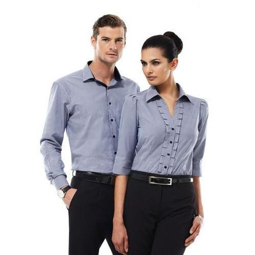 Men Women shirt corporate uniform